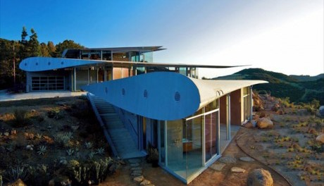 FOTO: Wing House od David Hertz Architects