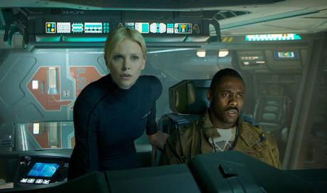 FOTO: Charlize Theron ve filmu Prometheus
