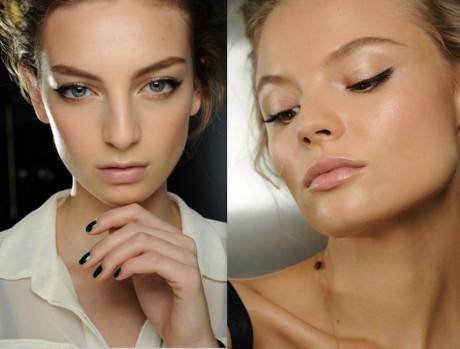 FOTO: sexy kočičí oči na přehlídce Dolce&Gabbana jaro/léto 2012