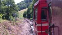 FOTO: Zubrnická muzeální železnice