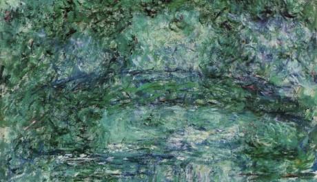 OBR: Claude Manet: Japonský most