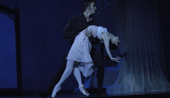 FOTO: Balet Oněgin v Národním divadle