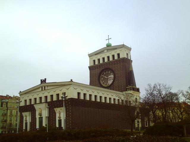 FOTO: Kostel Nejsvětějšího Srdce Páně