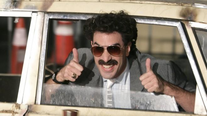 FOTO: Sacha Baron Cohen ve filmu Borat