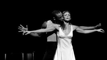 Foto: Balet Smrt a dívka
