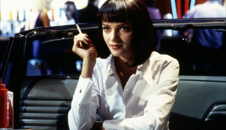 FOTO: Uma Thurman ve filmu Pulp Fiction