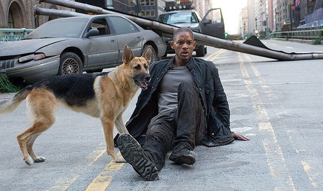 FOTO: Will Smith ve filmu Já, legenda