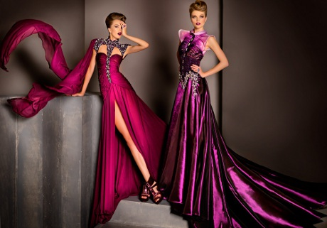 FOTO: Blanka Matragi haute couture 2012