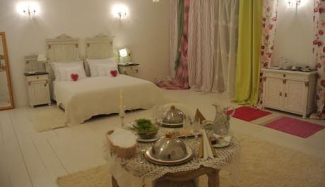 FOTO: Pokoje pro hosty zařízeny v shabby chic stylu