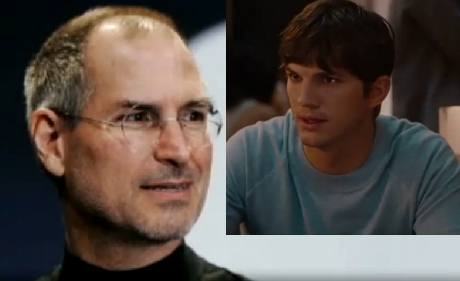 OBR: Steve Jobs Ashton Kutcher
