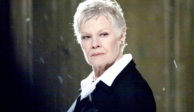 FOTO: Judi Dench ve snímku Quantum of Solace