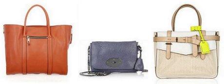 FOTO: Designérské kabelky jaro/léto 2012