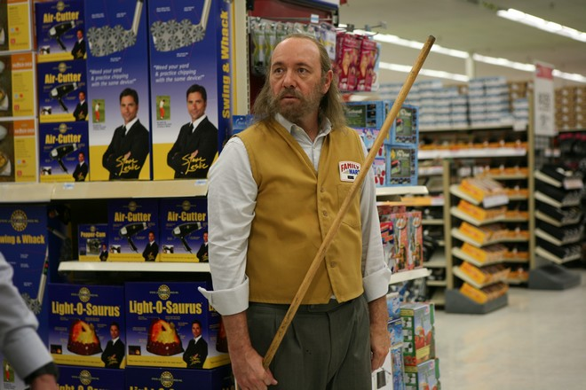 FOTO: Kevin Spacey ve filmu Father of Invention