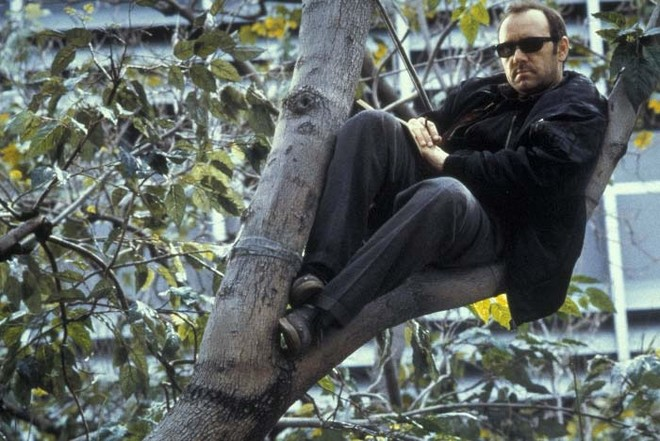 FOTO: Kevin Spacey ve filmu Svět podle Prota