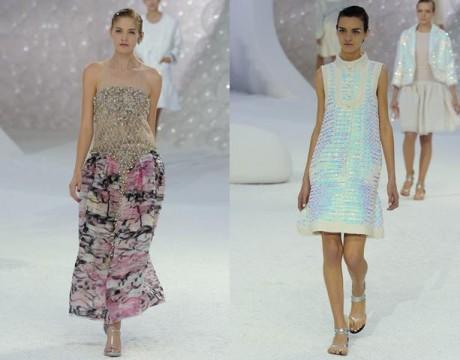 FOTO: Chanel kolekce jaro/léto 2012