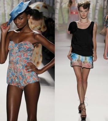 FOTO: kolekce jaro/léto 2012
