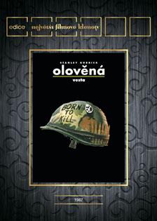 FOTO: Olověná vesta - přebal DVD