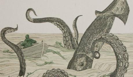 Kraken Person 2012
