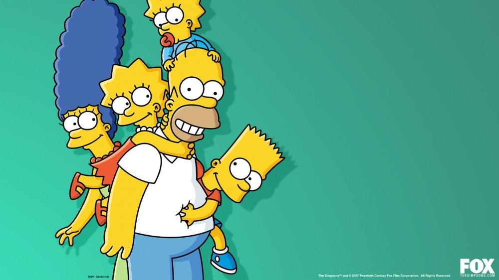 FOTO: Simpsonovi