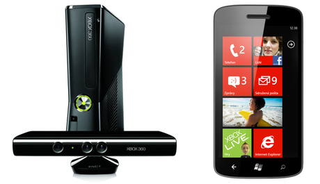 FOTO: Soutěž o Xbox 360 + Kinect a Windows Phone