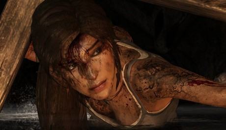 SCREENSHOT: Tomb Raider 2013