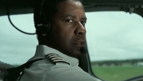 Denzel Washington ve filmu Flight