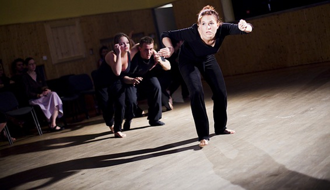FOTO: Budilova divadelní škola