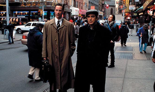 FOTO: Keanu Reeves a Al Pacino ve filmu Ďáblův advokát