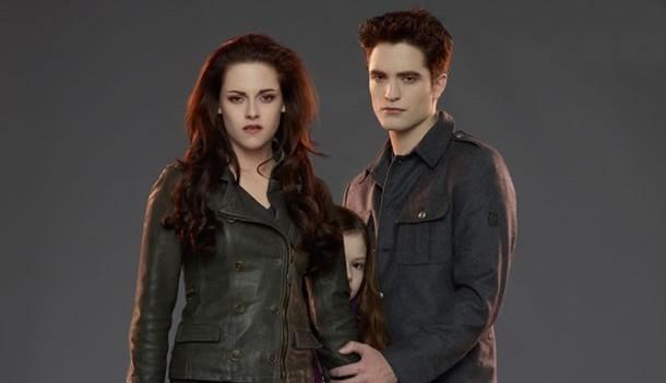 FOTO: Upíří rodinka ve finální části Twilight. Zdroj: distributor filmu