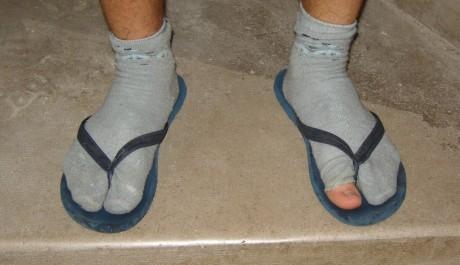 FOTO: V létě zapomeň na kombinaci sandálů a ponožek