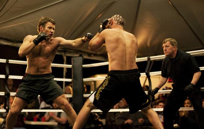FOTO: Joel Edgerton ve filmu Warrior