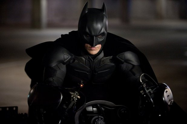 FOTO: Batman The Dark Knight Rises Christian Bale