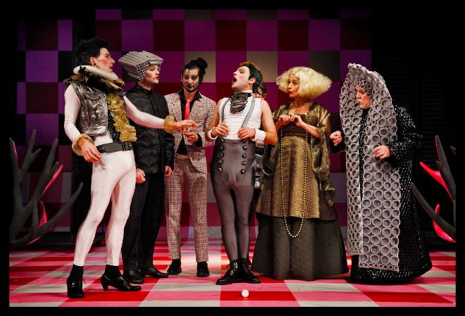 FOTO: Figarova svatba (KDHK)