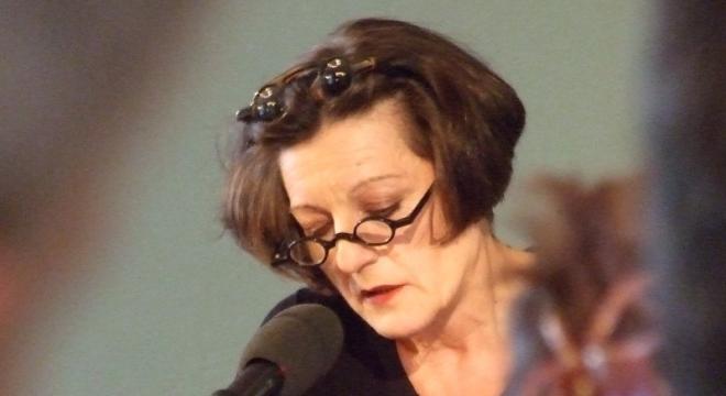 FOTO: Herta Müllerová v roce 2009