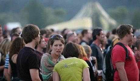 FOTO: Hudební festival - atmosféra