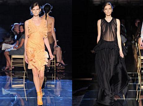 FOTO: Kolekce jaro/léto 2012 Francesco Scognamiglio