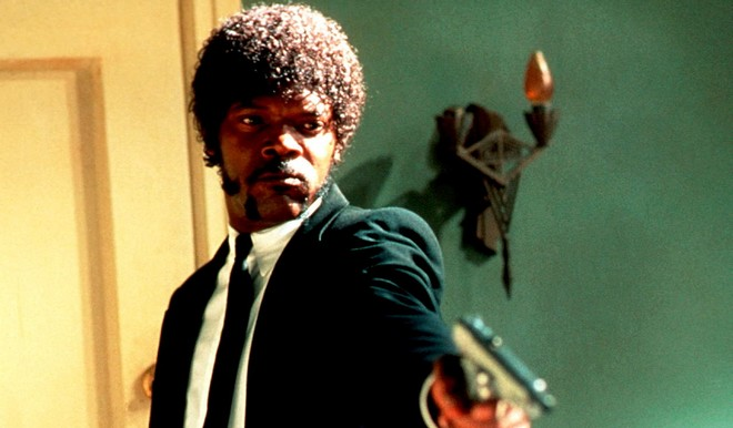 FOTO: Samuel L. Jackson ve filmu Pulp Fiction