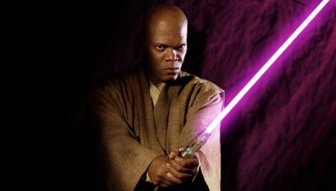 FOTO: Samuel L. Jackson ve Star Wars