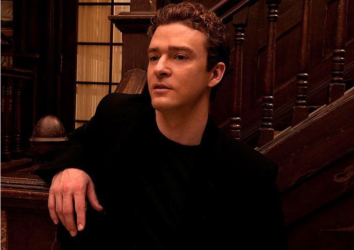 FOTO: Justin Timberlake The Social Network