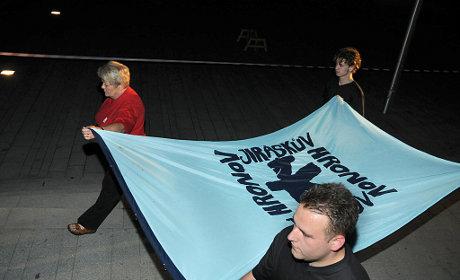 FOTO: Jiráskův Hronov, zahájení