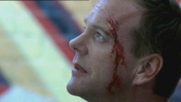 FOTO: Kiefer Sutherland v seriálu 24 hodin
