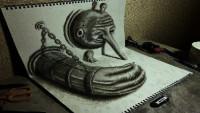 OBR: 3D kresba