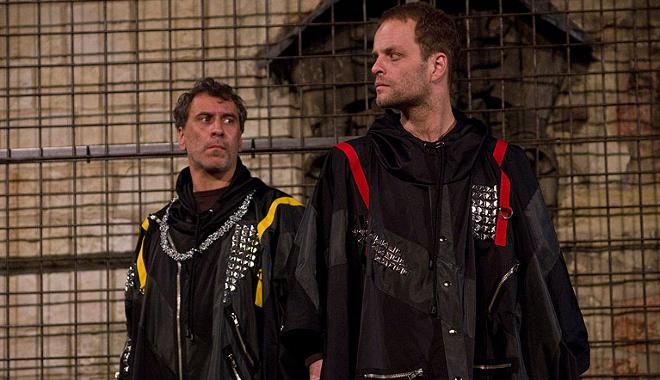 FOTO: Richard III. Letní shakespearovské slavnosti 2012