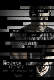 FOTO: Bourne Legacy Poster