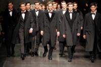 FOTO: Pánská kolekce zančky Dolce Gabbana podzim/zima 2012