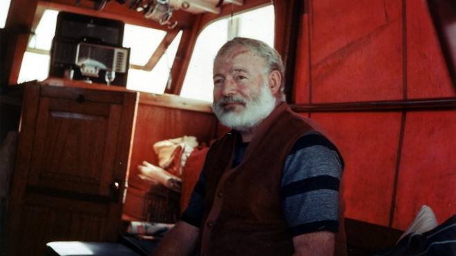FOTO: Ernest Hemingway