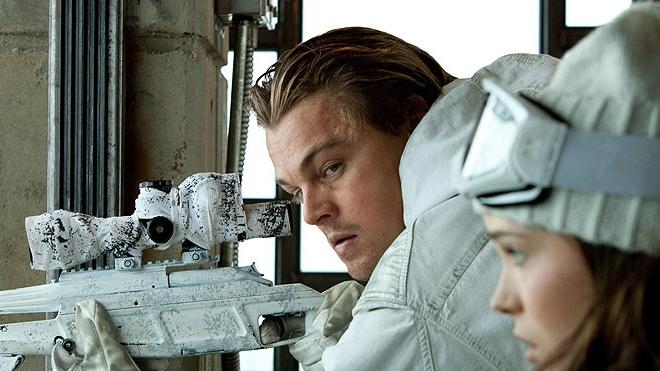 FOTO: Leonardo DiCaprio ve filmu Počátek