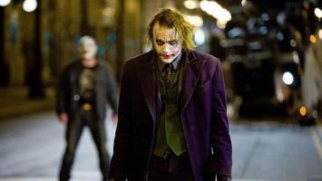 FOTO: Heath Ledger ve filmu Temný rytíř