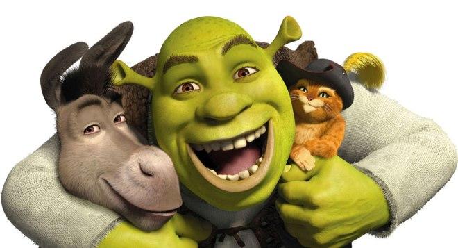 Nejlepší filmové písně a melodie, Shrek
