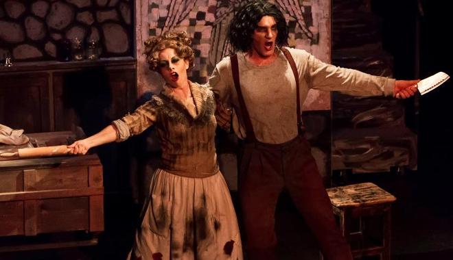 FOTO: Muzikál Sweeney Todd
